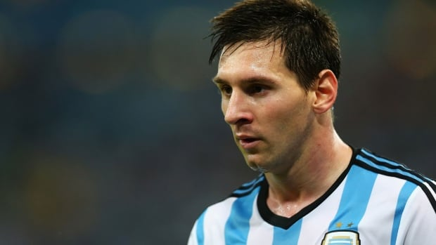 Lionel Messi has his first goal of his World Cup career. Now, will he put his stamp on this tournament?