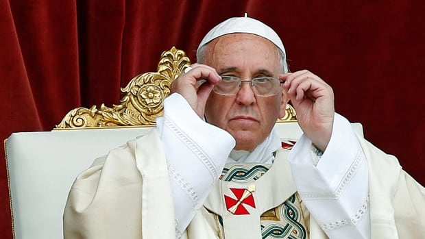 """Pope Francis promised """"not to tolerate harm done to a minor by any individual, whether a cleric or not."""""""