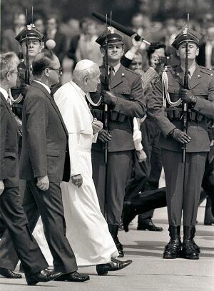 POPE POLAND