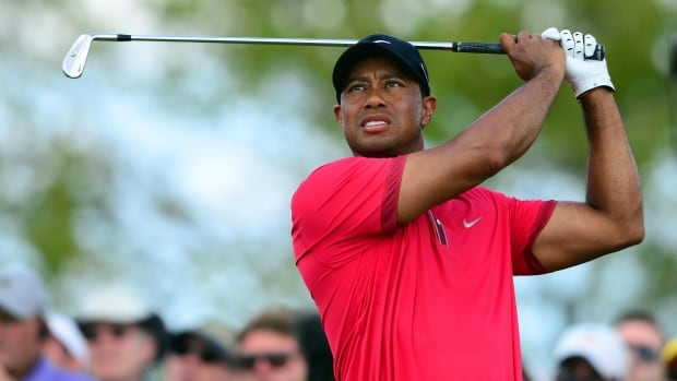 Tiger Woods last played on March 9 at Doral, where he played with back pain and closed with a 78 to tie for 25th.