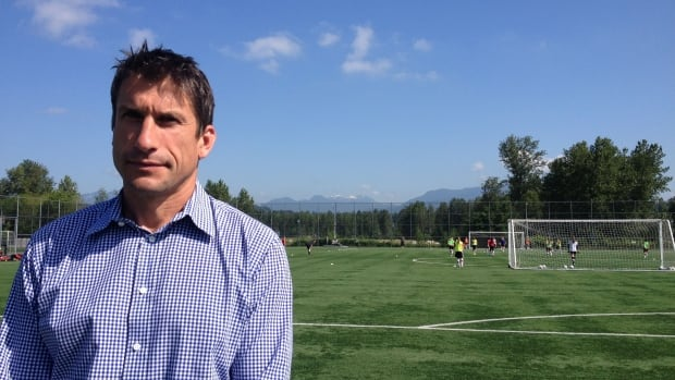 Rick Celebrini is studying soccer injuries at Fortius Sport and Health