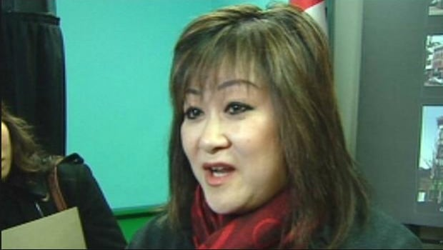 Conservative MP Wai Young