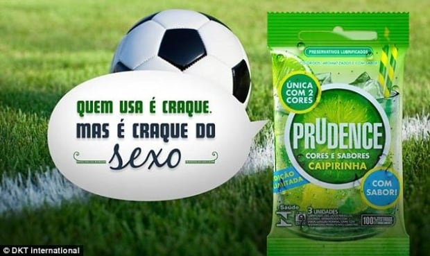 World Cup Condoms