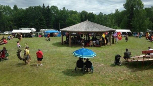 Metepenagiag First Nation is hosting a powwow this weekend to celebrate the beginning of summer.