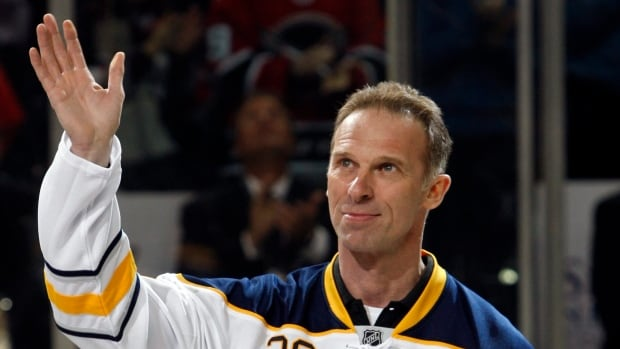 Former goalie Dominik Hasek won one Stanley Cup as a starter with the Detroit Red Wings in 2002, but his best years came with the Sabres, when he had seven straight seasons with a save percentage of .930 or higher.