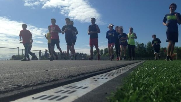 Young athletes in the Bathurst area are gearing up for this week's Acadian Games.