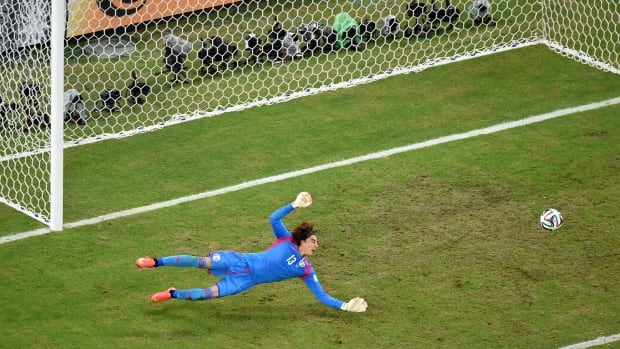 Mexico's goalkeeper Guillermo Ochoa had the match of his life against Brazil. Now Ochoa will face a Croatian that scored four goals in their last match - their highest output in a single World Cup game. Which side will prove they are deserving of advancing in Brazil?