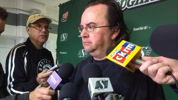 Riders General Manager Brendan Taman said there were a number of difficult cuts to make.