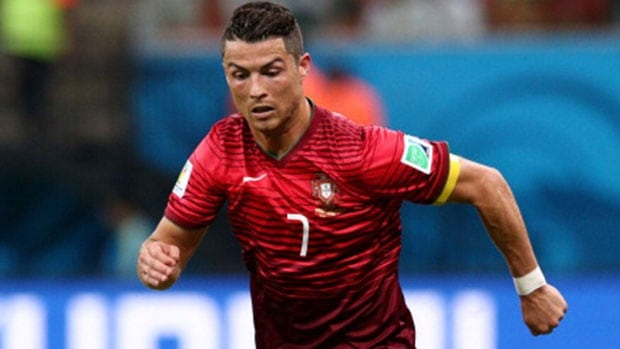 Cristiano Ronaldo once again came through for Portugal when it mattered most on Sunday against the Americans.