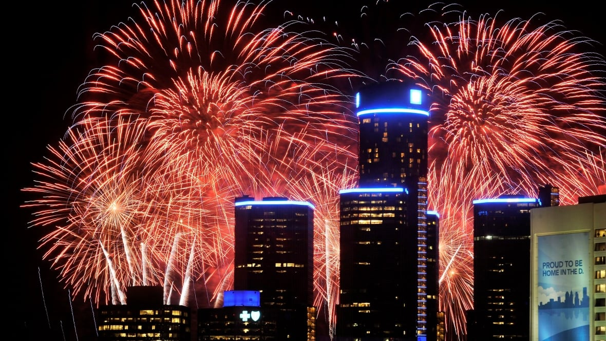 What to know for the Ford Fireworks display