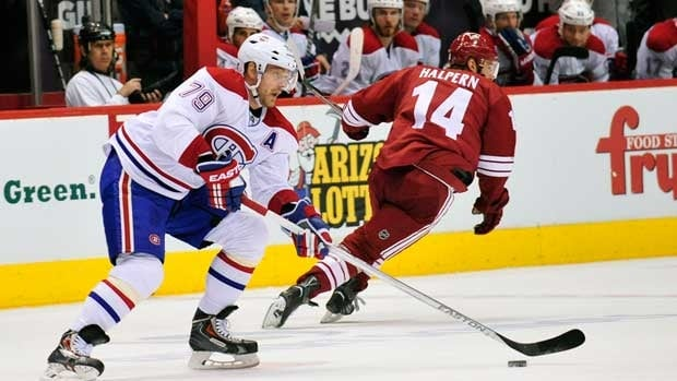 Markov will not return to Canadiens