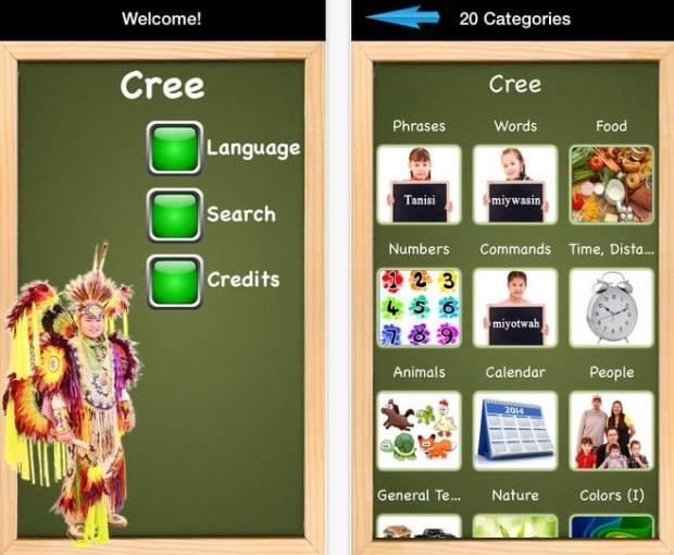 Cree app