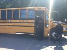 École Beaubassin bus mishap