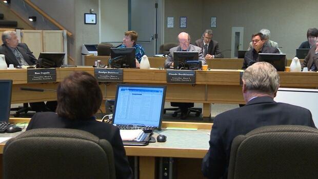 Sudbury city council.