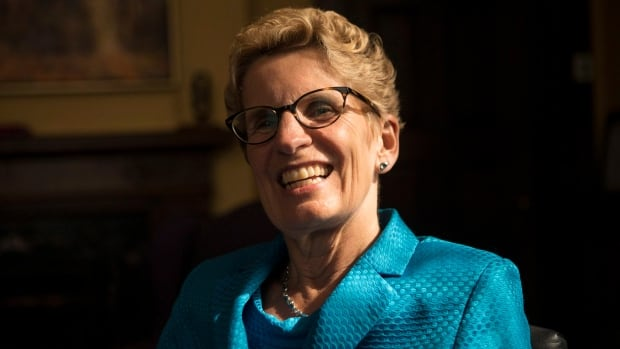 Premier Kathleen Wynne says a high speed rail line linking London, Kitchener and Toronto can be built in a decade.