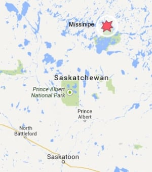 Missinipe, Saskatchewan skpic