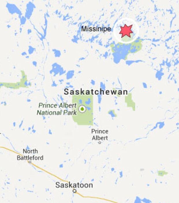Missinipe, Saskatchewan skpic