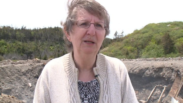 Burgeo Mayor Barbara Barter would like the provincial government to close the town's landfill.