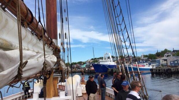 Bluenose II Steering Bill Could Cost 350K Nova Scotia CBC News
