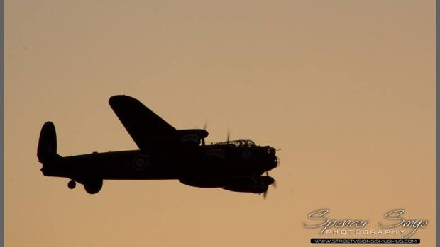 CBC Hamilton readers have chosen this stunning photo of the Lancaster bomber as the winner of our spring photo contest.