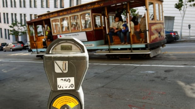 San Francisco has 440,000 parking spots available, but only 275,000 of those are street parking, according to a recent Municipal Transportation Agency parking census.