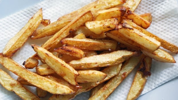 Beligan fries