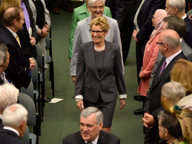 Ont New Cabinet 20140624