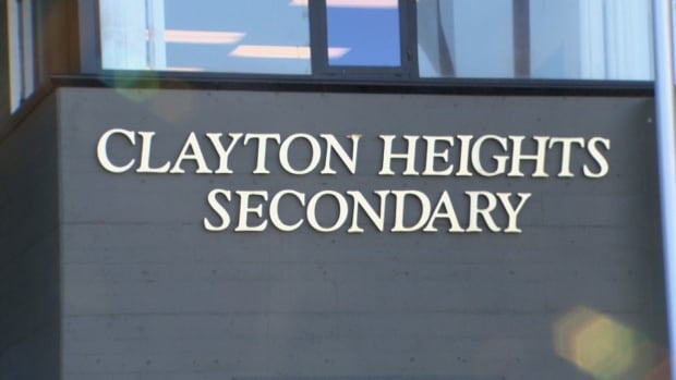 The marks and attendance records of 250 students at Clayton Heights Secondary School were accidentally sent out to parents on Monday.