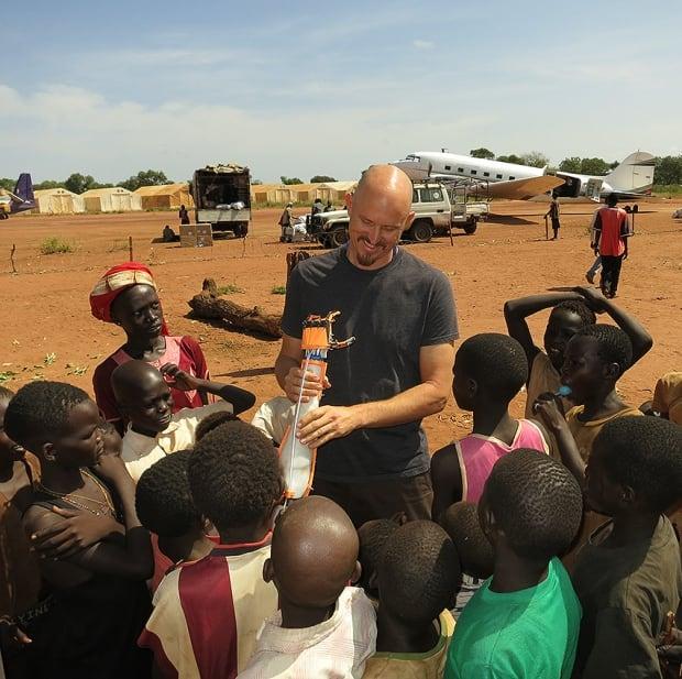 Ebeling in Sudan
