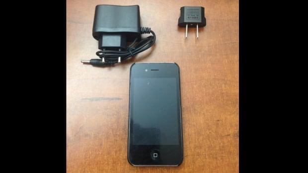 RCMP in Hinton, Alta., seized two Conducted Energy Weapons, disguised to look like iPhones, in a 24-hour period.