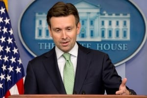 Obama press secretary Josh Earnest
