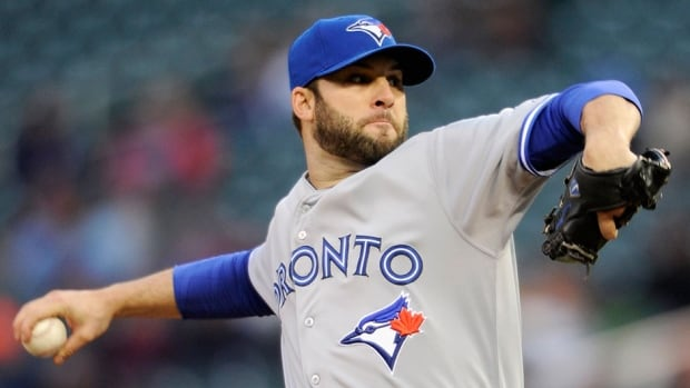 Toronto Blue Jays righty Brandon Morrow still isn't sure when he will be able to return to the rotation.