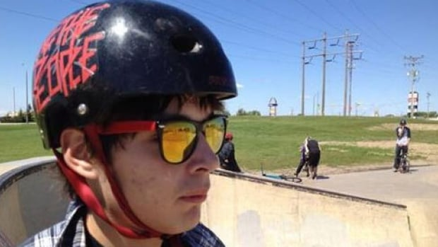 Prince Albert is considering enacting a bylaw requiring skate park users to wear helmets.