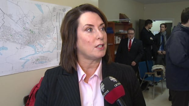 Former Liberal MP Siobhan Coady was acclaimed at the provincial Liberal candidate for St. John's West in the next election.