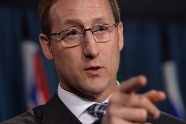 Justice Minister Peter MacKay