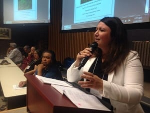 Indigenous lawyer Aimee Craft