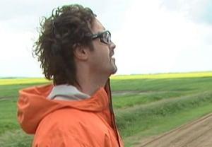 Saskatchewan storm chaser Greg Johnson