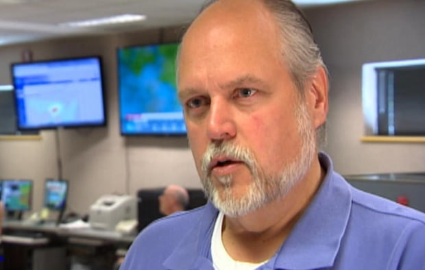 Greg Gust with the National Weather Service in North Dakota