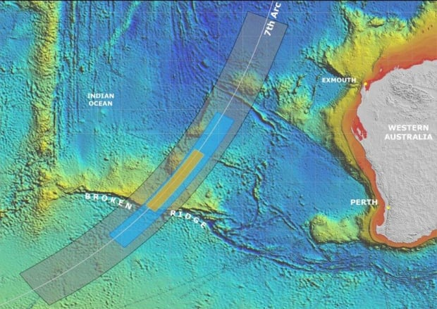 Malaysia Airlines MH370 new search zone
