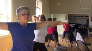 senior fitness program
