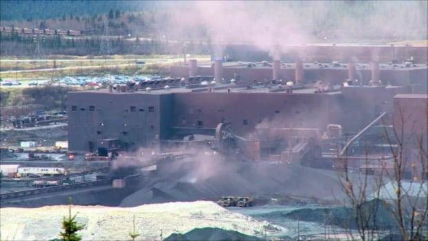 IOC mine in Labrador City