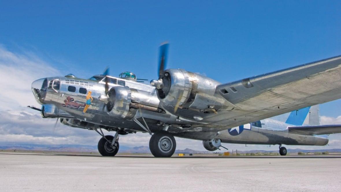 vintage b17 bomber to visit canadian warplane heritage