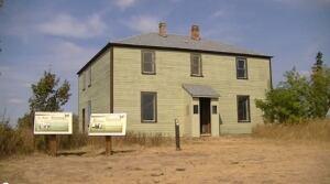 Criddle Vane homestead