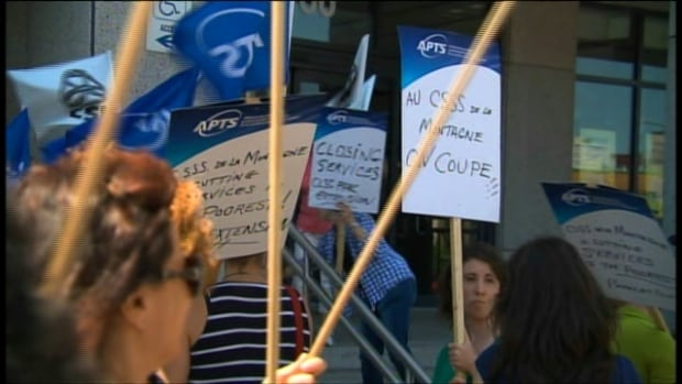 Health-care workers worry that new cuts planned in Quebec's health budget will affect front-line services.