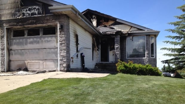 A family of six is homeless after fire heavily damaged their Beaumont home Thursday morning.
