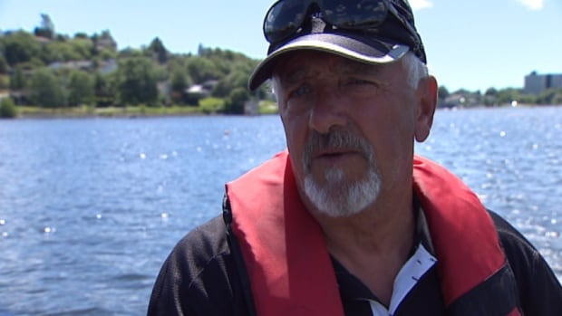 Fred Van Horne of Canoe Kayak Canada said the weeds cause boats to tip  when paddles catch weeds.