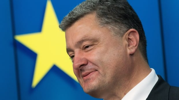 Ukraine's President Petro Poroshenko participated in a conference call with Russian, German and French leaders which failed to extend the ceasefire and attempts at peace.