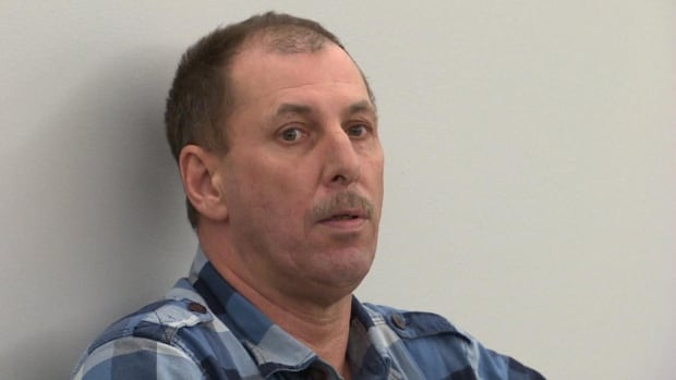James Dwyer has a 39 page criminal record, with 63 convictions of fraud. He appeared in a St. John's court Friday.