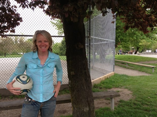 Carrie Serwetnyk now coaches soccer