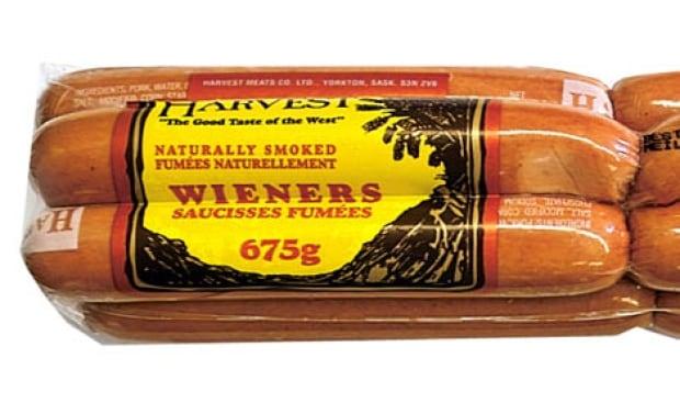Harvest Meats - wieners
